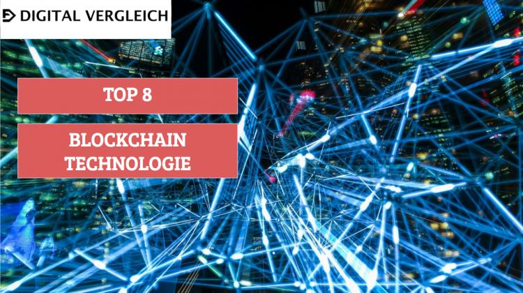 Top 8 Blockchain Technologien