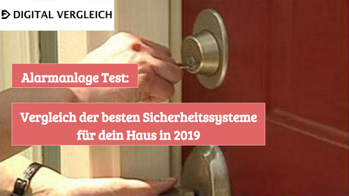Alarmanlage Test
