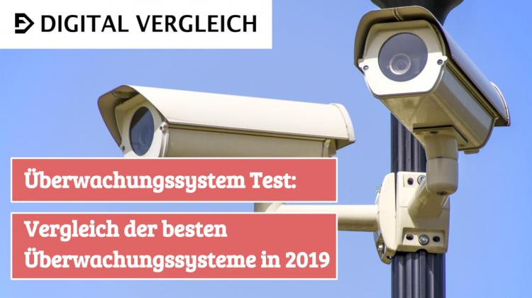 DV - Überwachungssystem Test