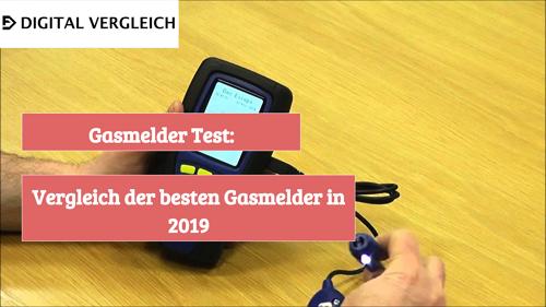 Gasmelder Test
