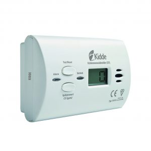 KIDDE CO-Alarm X10-D