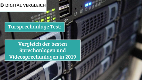 Türsprechanlage Test