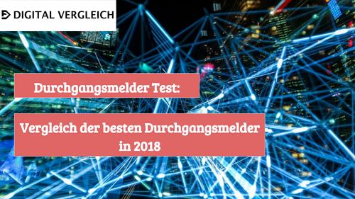 Durchgangsmelder Test Vergleich der besten Durchgangsmelder in 2018
