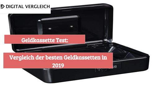 Geldkassette Test
