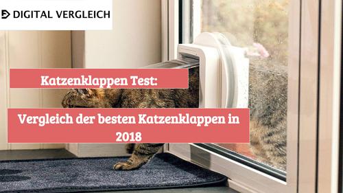 Katzenklappen Test Vergleich der besten Katzenklappen in 2018
