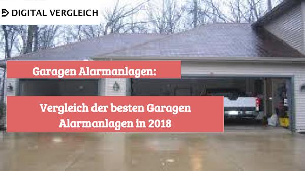 Garagen Alarmanlagen