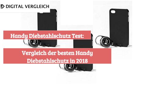 Handy Diebstahlschutz Test