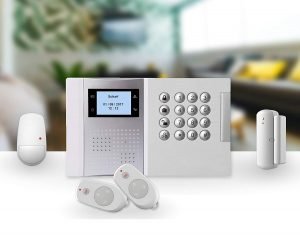 LGtron GSM Profi Funk Alarmanlage LGD8003P