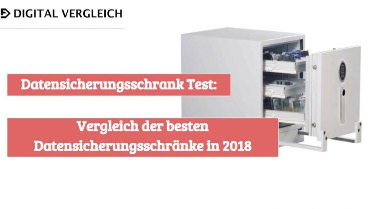 Datensicherungsschrank Test: Vergleich der besten Datensicherungsschränke in 2018