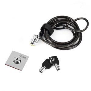 I3C Kabelschloss Sicherheitsschlosskabel