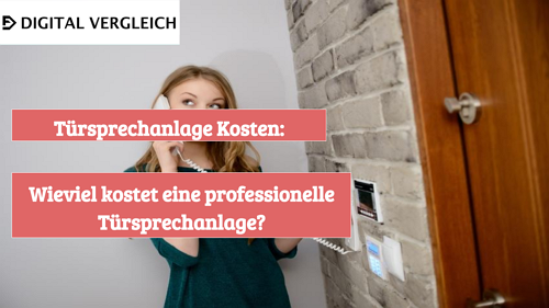 Türsprechanlage Kosten