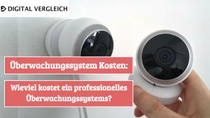 DV - Überwachungssystem_Kosten