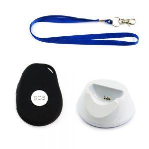 AMG Notrufknopf mit GPS-Sender für Senioren