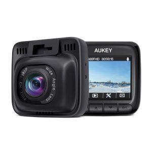 AUKEY Dashcam Full HD 1080P Autokamera mit 170