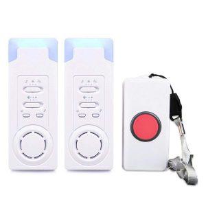 FUNRUI Haus Wireless Mobiler Alarm