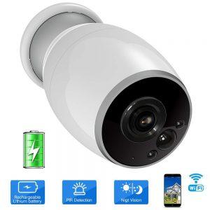 VIGICA WLAN Überwachungskamera Akku