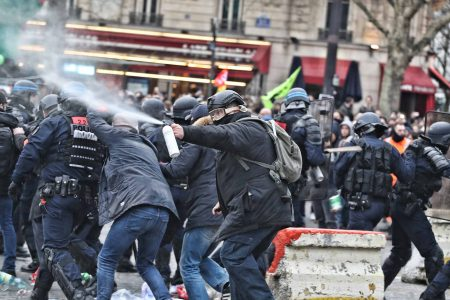 civil-unrest