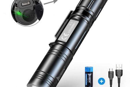 Walther Taschenlampe 1
